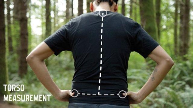 Measure Your Torso Length