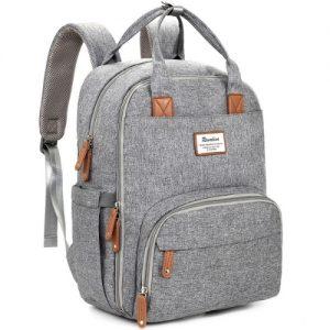 RUVALINO Backpack Diaper Bag