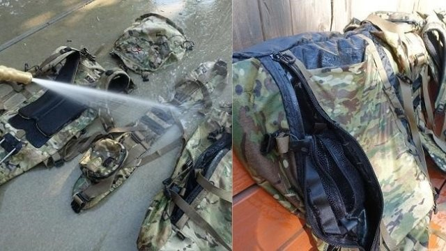 How To Wash Hunting Backpack