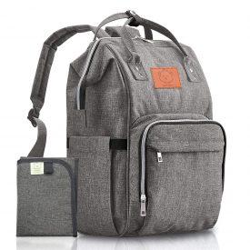 Keababies Baby Diaper Bag Backpack
